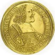 10 Ducat - Karl II von Liechtenstein-Kastelkorn – obverse