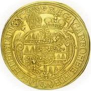 10 Ducat - Karl II von Liechtenstein-Kastelkorn – reverse