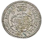 3 kreuzer Karl III Joseph von Lothringen – reverse