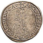 15 Kreuzer - Karl I. Joseph (Wischau) – obverse