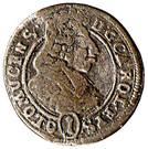 1 Kreuzer - Karl III Joseph von Lothringen – obverse