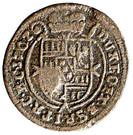 1 Kreuzer - Karl III Joseph von Lothringen – reverse