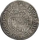 3 Kreuzer - Karl II von Liechtenstein-Kastelkorn (Kremsier) – reverse
