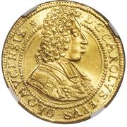 1 Ducat - Karl III Joseph von Lothringen – obverse