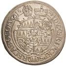 6 Kreuzer - Karl II von Liechtenstein-Kastelkorn – reverse