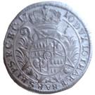 6 Kreuzer - Karl III Joseph von Lothringen – reverse
