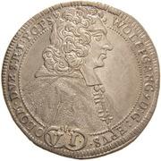6 Kreuzer - Wolfgang von Schrattenbach – obverse