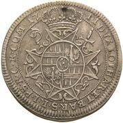 15 Kreuzer - Karl III Joseph von Lothringen – reverse