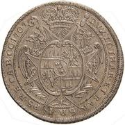 ½ Thaler - Karl III Joseph von Lothringen – reverse