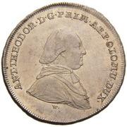 10 Kreuzer - Anton Theodor of Colloredo-Waldsee – obverse