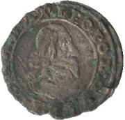 1 Kreuzer - Leopold Wilhelm of Austria – obverse