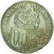 1 Thaler - Franz von Dietrichstein – reverse