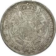 1 Thaler - Karl III Joseph von Lothringen – reverse