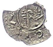 Denar - Otto I of Olomouc – obverse