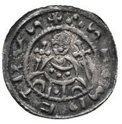 Denar - Vratislaus II – reverse