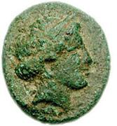 Bronze Æ14 -  obverse