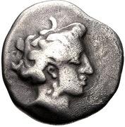 Hemidrachm - 111st-114th Olympiad -  obverse