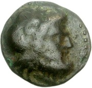 Bronze Æ – obverse