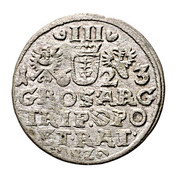 1 Groshen - Gábor Bethlen – reverse
