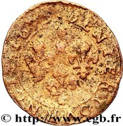 Denier Tournois - Frédéric-Maurice (9th type) – reverse