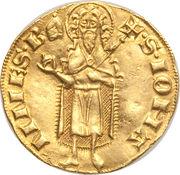 Gold Florin - Raymond IV – obverse