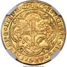 Franc à pied - Raymond IV – reverse