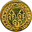 Denier Tournois - Guillaume IX (2nd type) – reverse