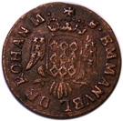 5 Grani - Emmanuel de Rohan – obverse