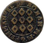 1 Grano - Emmanuel de Rohan – obverse