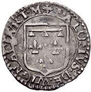 1 Carlino - Alof de Wignacourt – obverse