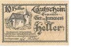 10 Heller (Ort im Innkreis) -  obverse