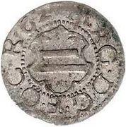 1 Schilling - Magnus (Hapsal; lined shield) – obverse