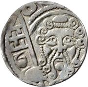 1 Pfennig - Bruno von Isenberg – reverse