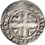 1 Pfennig - Arnold von Altena – obverse