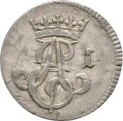 1 Mariengroschen - Ernst August II. von York – obverse