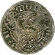 ⅛ Schilling - Erich II. von Braunschweig-Grubenhagen – reverse