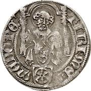 ¼ Schilling - Erich II. von Braunschweig-Grubenhagen – reverse