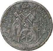 12 Pfennig (Domkapitel) – obverse