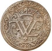 3 Schilling - Franz Wilhelm von Wartenberg – obverse