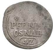 6 Pfennig - Ernst August I. – reverse