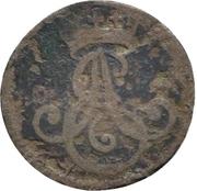 4 Pfenning - Ernst August II. von York – obverse