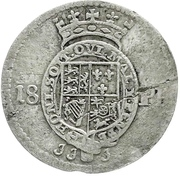 1/14 Thaler - Ernst August II von York – obverse