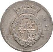 1 Mariengroschen - Ernst August II von York – obverse