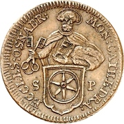 4 Pfennig (Domkapitel) – obverse
