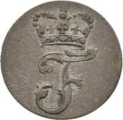 4 Pfennig - Friedrich von York – obverse