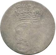 6 Pfennig - Friedrich von York – obverse