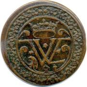 12 Pfennig - Franz Wilhelm von Wartenberg – obverse
