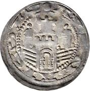 1 Pfennig - Gerhard I. von Oldenburg-Wildeshausen – reverse