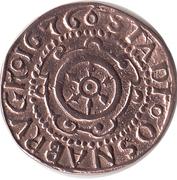 4 Pfennig – obverse
