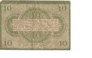 10 Pfennig (Handelskammer) – reverse